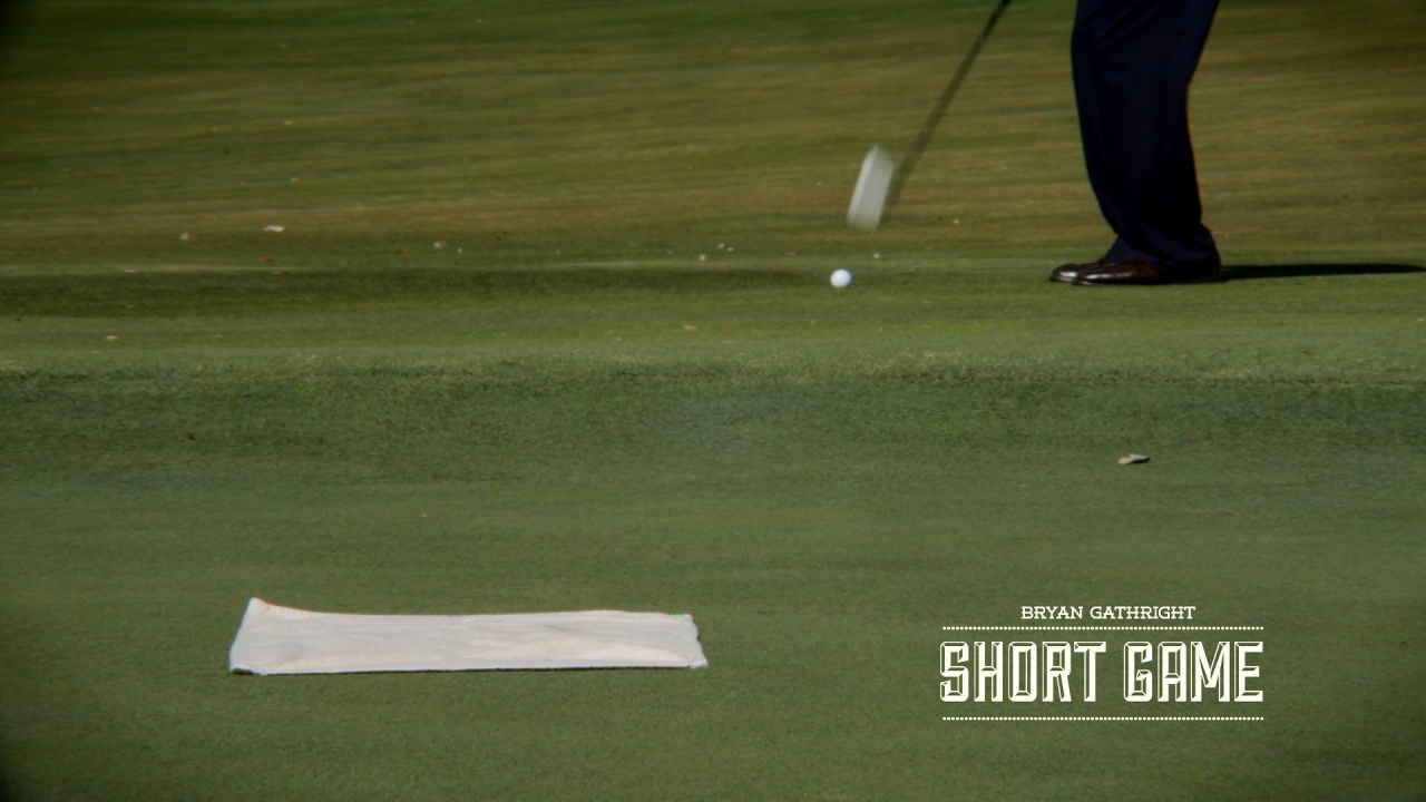 Short Game: Towel Drill