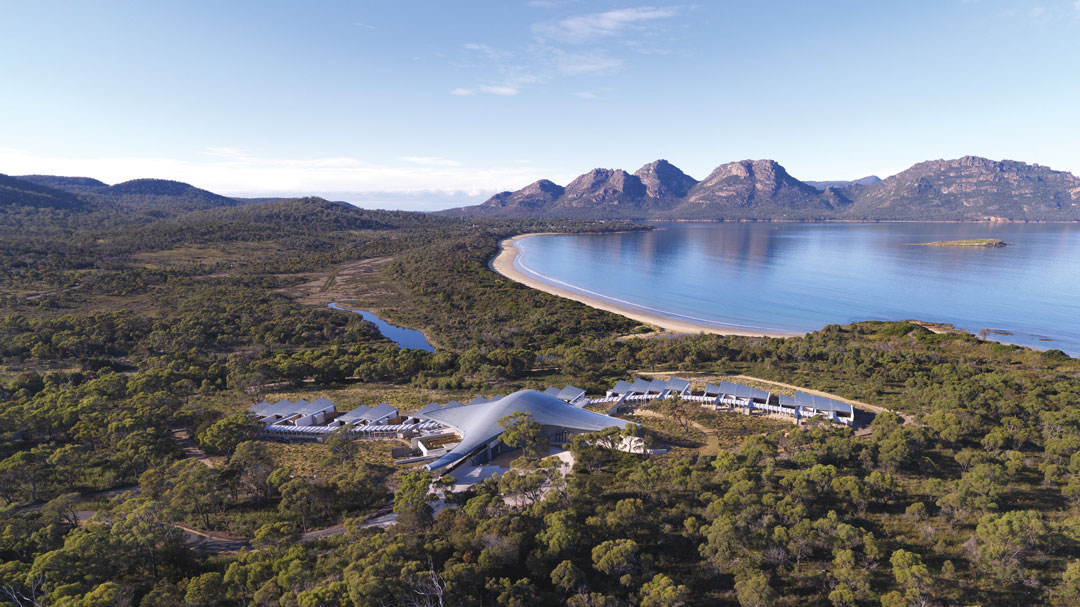 Thumbnail for the listing 'EXCLUSIVE OFFER – STAY 2 NIGHTS AT SAFFIRE FREYCINET AND GET 1 NIGHT AT MACQ 01 FREE'