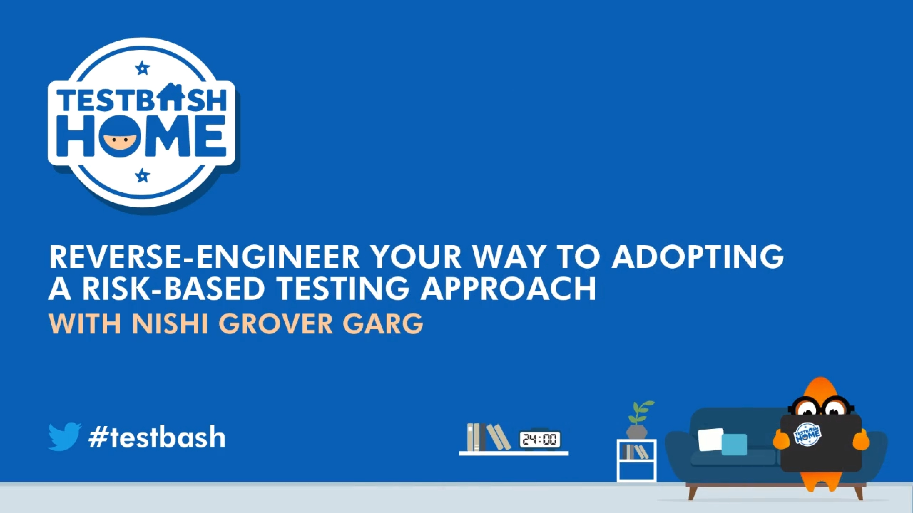 Reverse Engineer Your Way to Adopting a Risk-based Testing Approach - Nishi Grover Garg