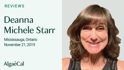 Testimonial thumbnail portrait of Deanna Michele Starr