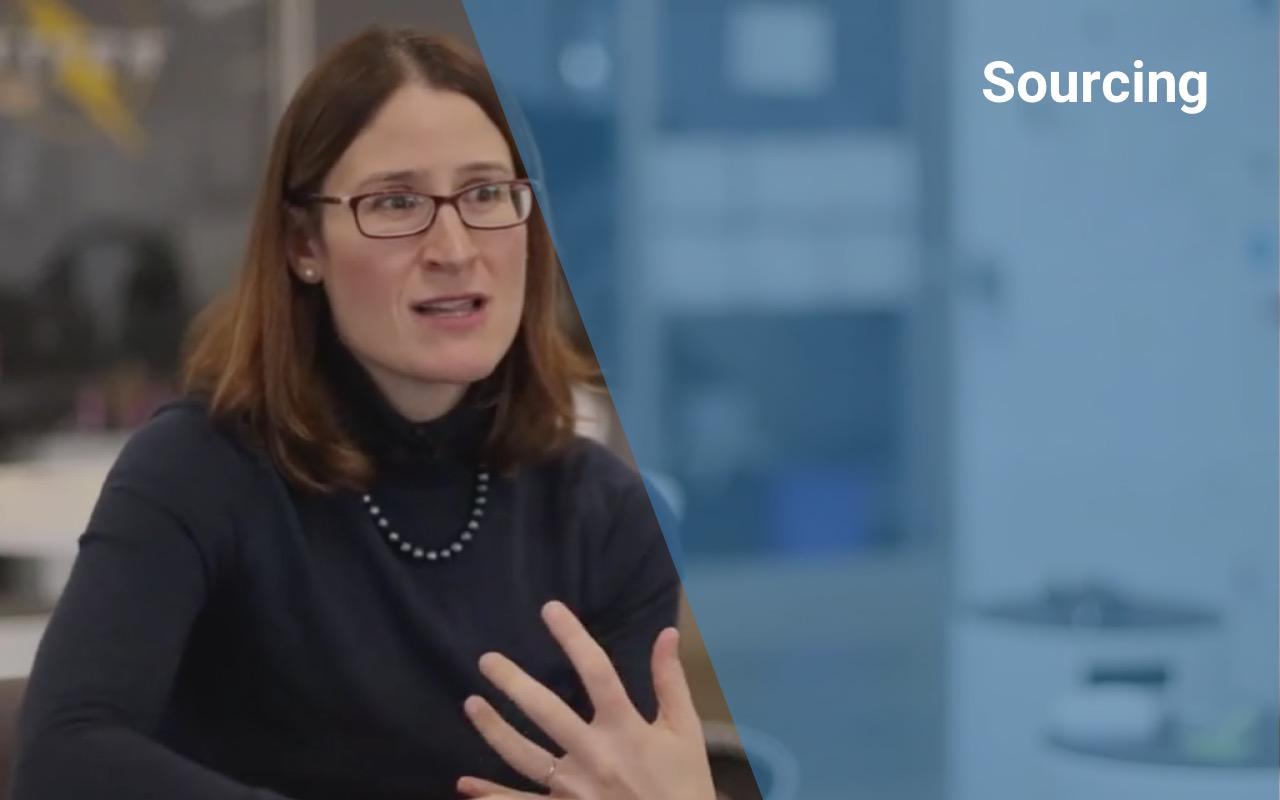 Erica Seidel-Getting diverse candidates