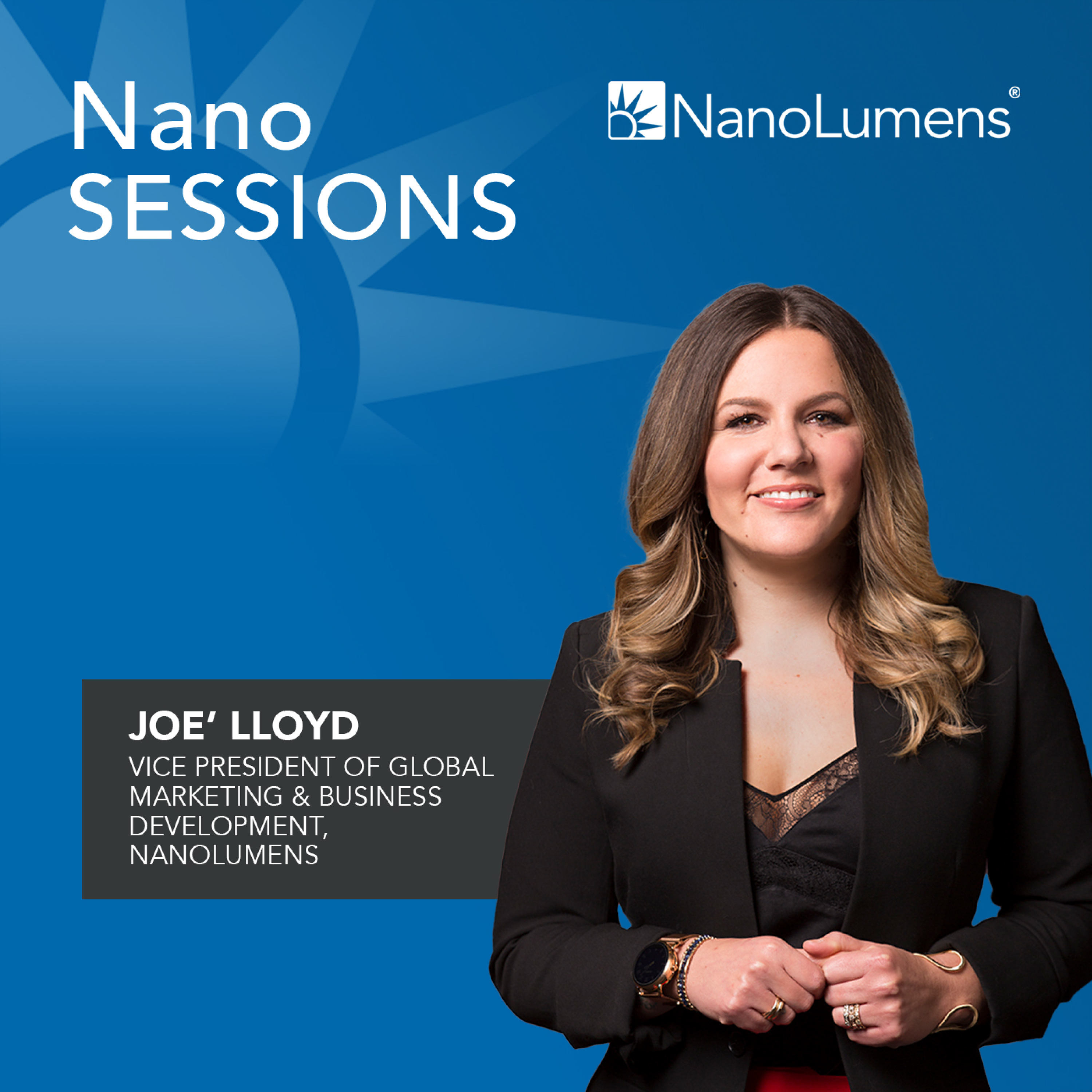 """New NanoLumens """"LED vs. LCD"""" Survey Delivers Data and Surprises with Joe' Lloyd"""