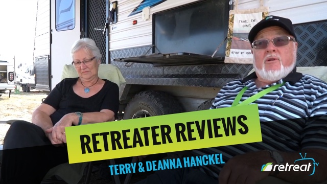 Retreater Review – Terry & Deanna Hanckel