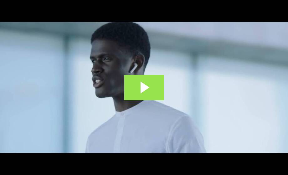Apple – Introducing AirPods