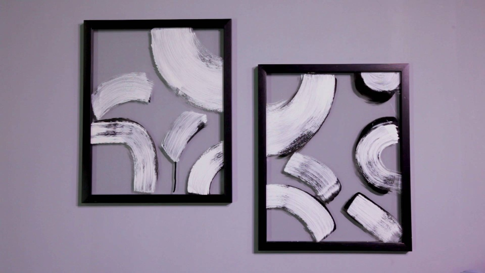 Habitat TV Video: Create your own abstract art