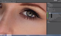 Thumbnail for Retouching / Kaitlyn - Eyes
