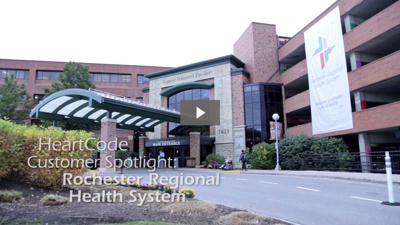 Rochester Health Customer Spotlight Video