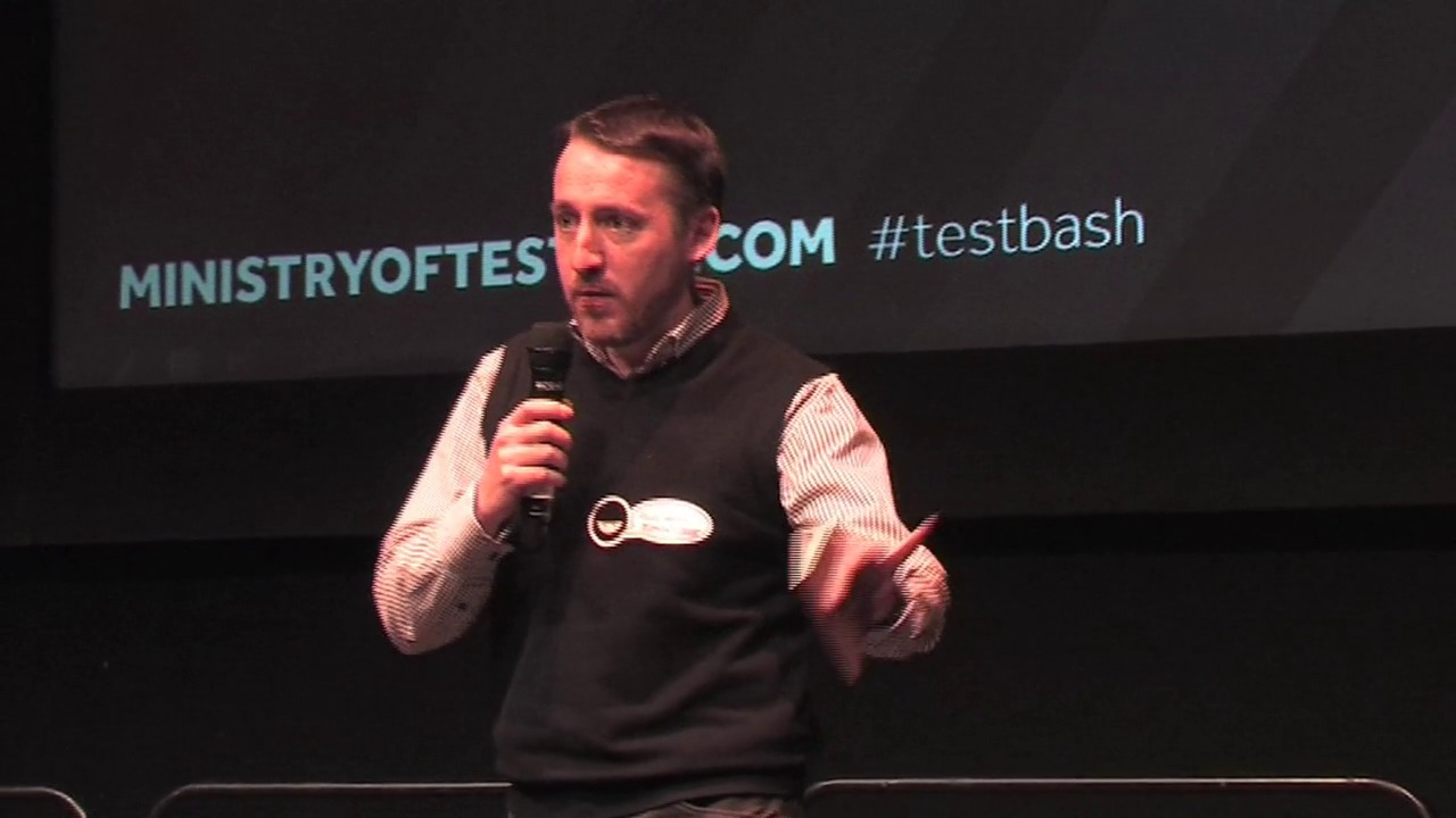 99 Second Talks - TestBash 2013