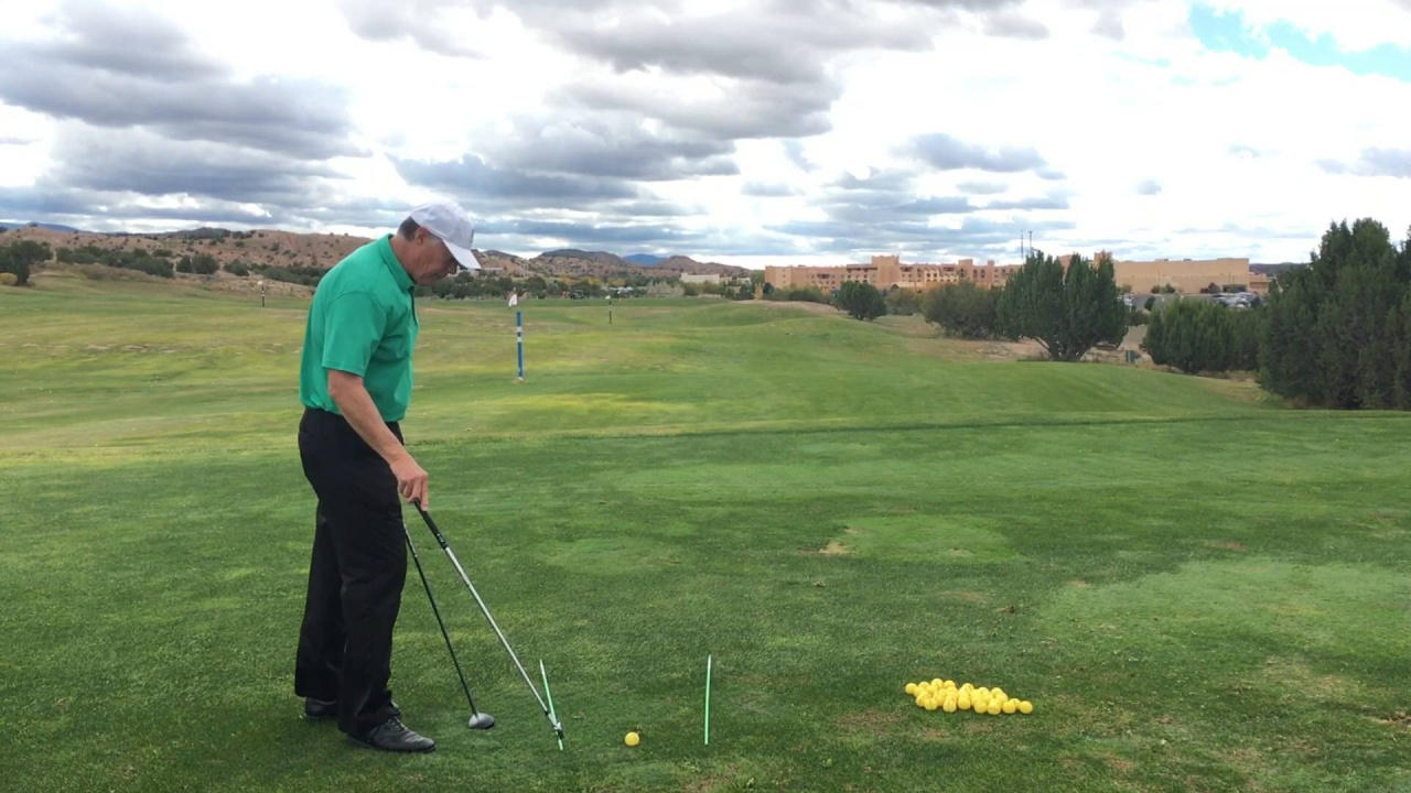 Directional & Distance Control in the Golf Swing
