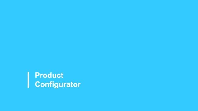 Product Configurator 2021