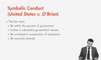 Conduct, Symbolic Conduct, and Pure Speech thumbnail