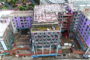 Adelphi Wharf Phases 1 & 2 - Drone footage - October 2017