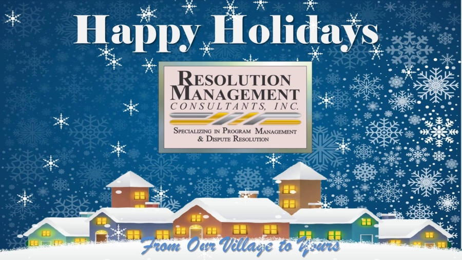 RMC Holiday E-Card 2017