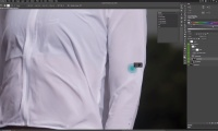 Thumbnail for Fabric Retouching / Fabrics: Low Median Workflow