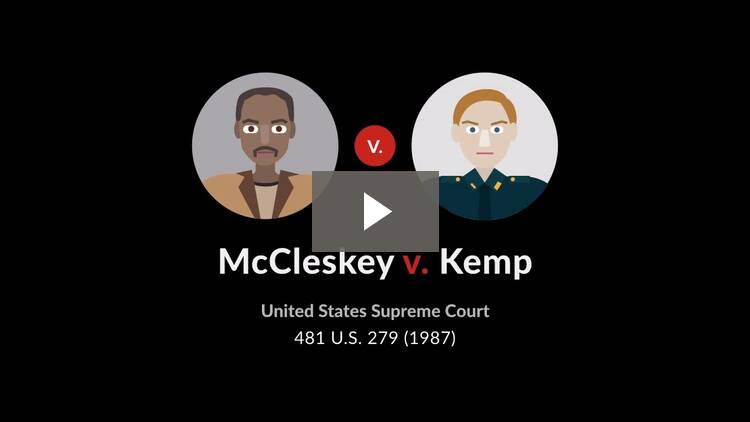 McCleskey v. Kemp