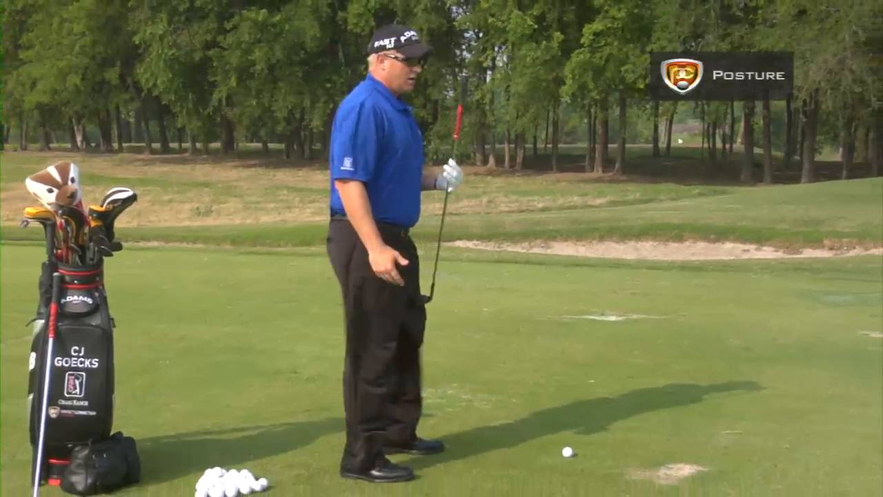 ABC's of Golf: Fundamentals - Posture