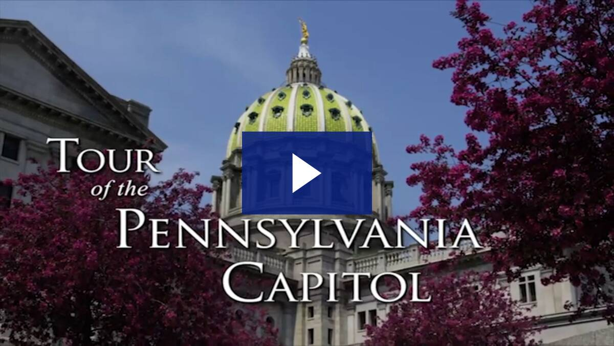 Tour of the PA Capitol