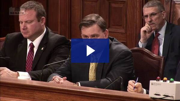 2/18/20 – Budget Hearing Q&A: Independent Fiscal Office