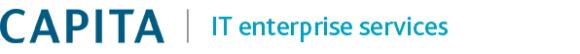 Capita IT Enterprise Services PO BOX 202 Darlington DL1 9HB