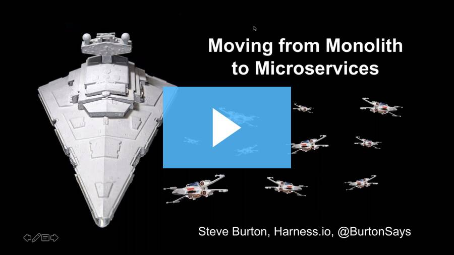 Moving from Monolith to Microservices