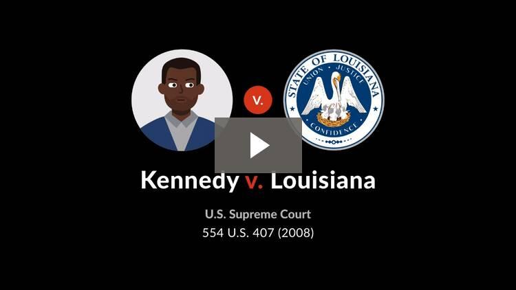 Kennedy v. Louisiana