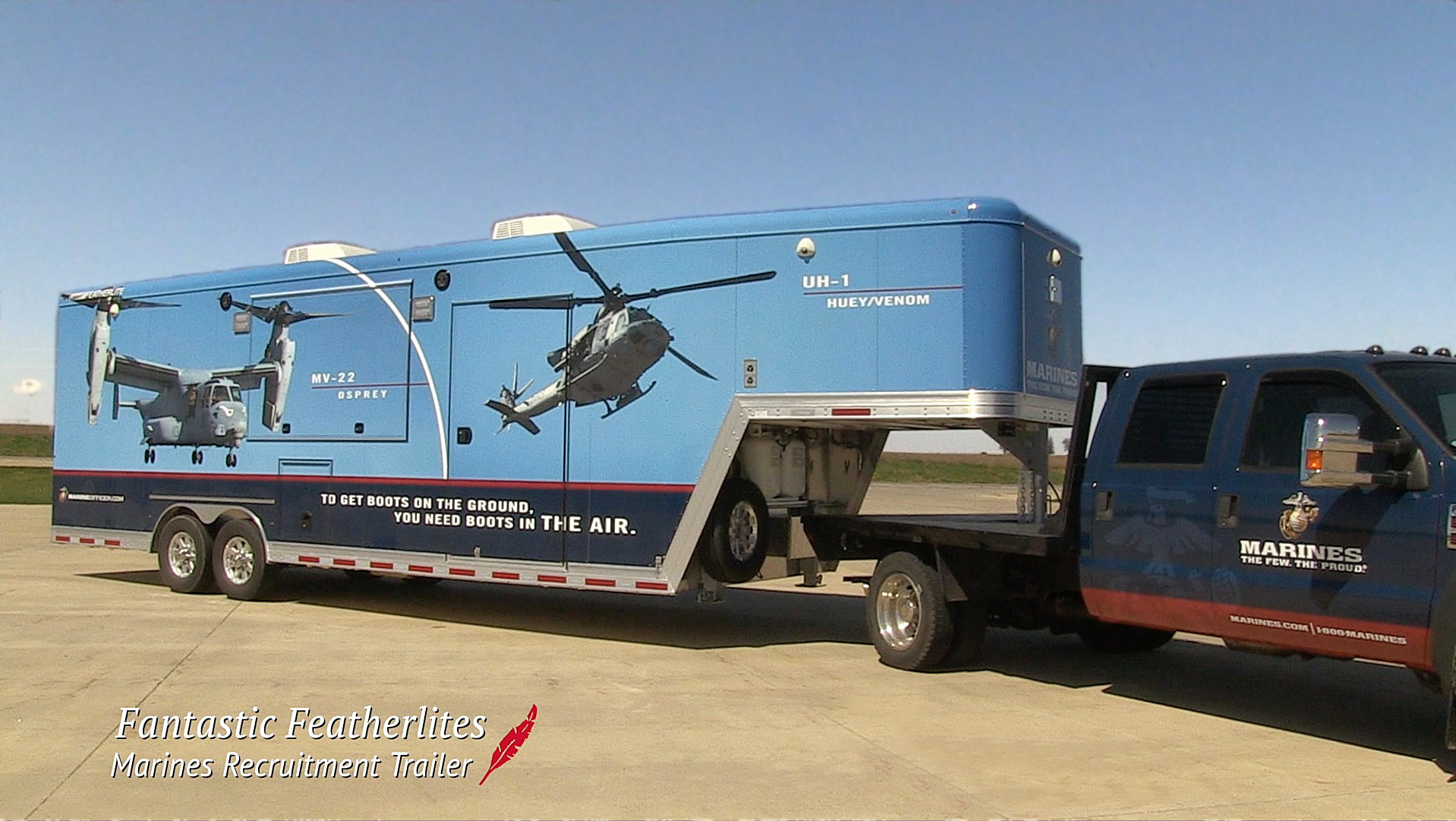 videos and media featherlite trailers