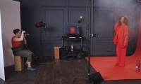 Thumbnail for In Studio Shoot / Monochromatic Shoot
