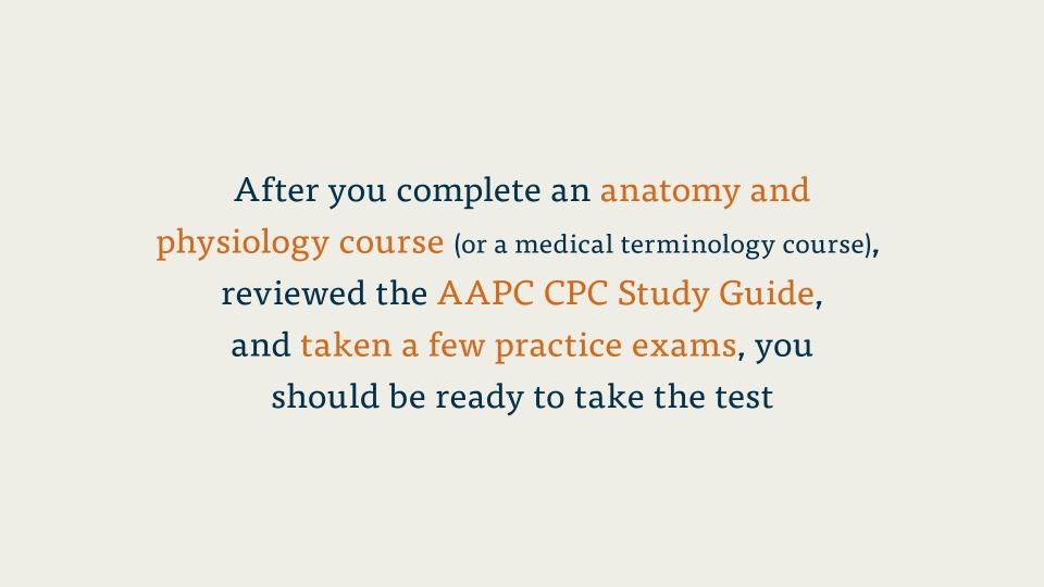 cpc exam: where to take an exam