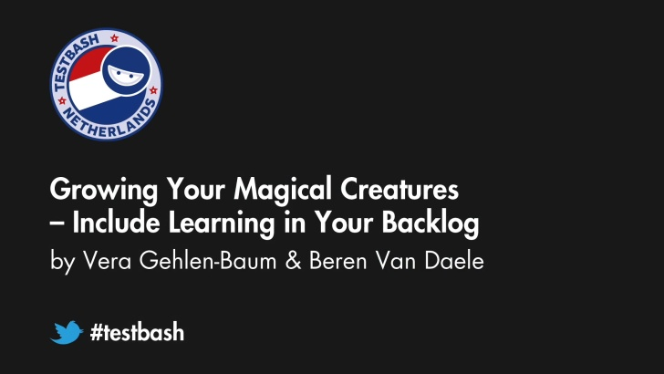 Growing Your Magical Creatures - Vera Gehlen-Baum & Beren van Daele