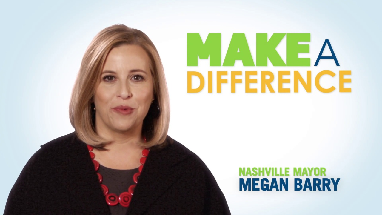 VITA Volunteer PSA featuring Mayor Megan Barry :15