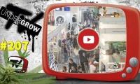 UNDERGROW TV #207 Expogrow 2018, Flecha doble; Visita cultivo exterior; Clubes cannábicos de Chile