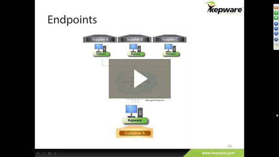 OPC UA & IEC 61850 Connectivity with KEPServerEX webinar