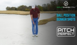Pitch Perfect - Bunkers: Ball Position
