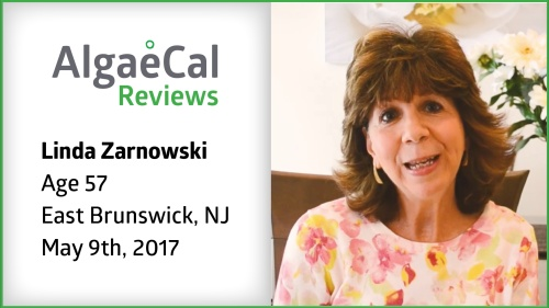 Testimonial thumbnail portrait of Linda Zarnowski