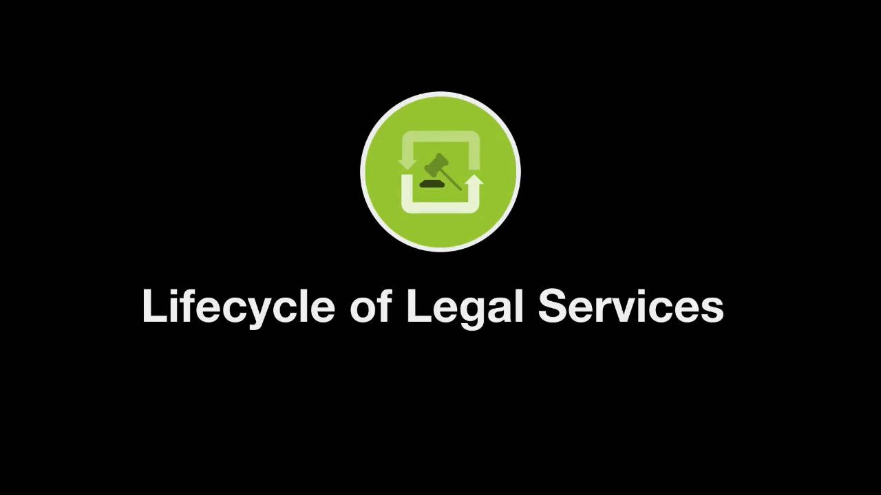 Welcome to Lifecycle of Legal Services thumbnail
