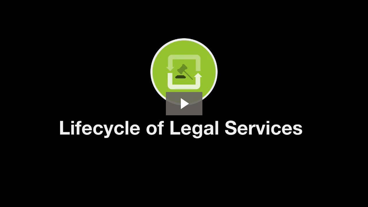 Welcome to Lifecycle of Legal Services