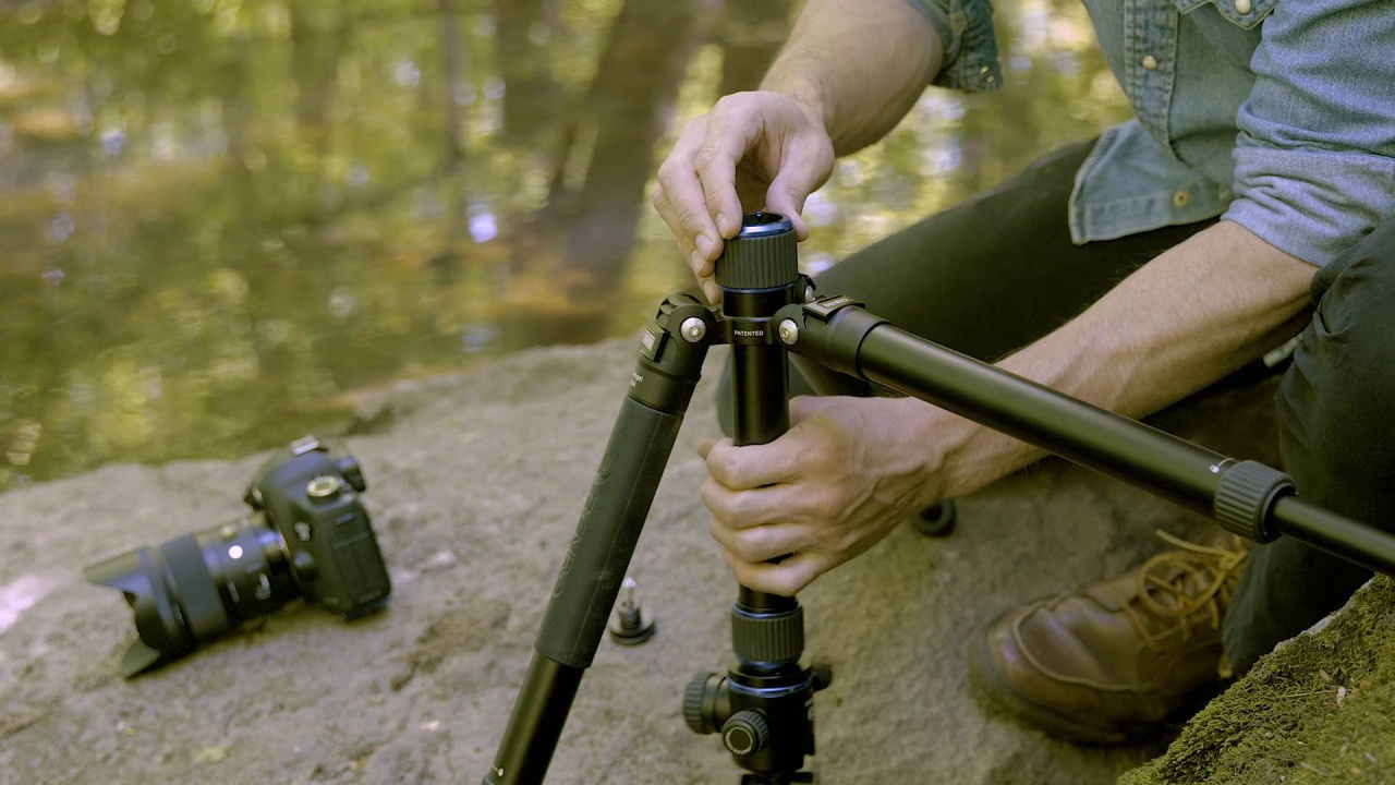 Benro ProAngel Tripod Kit