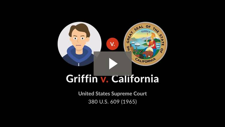 Griffin v. California