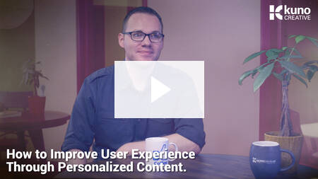 Giving Your Website Visitors a Personalized Experience [Video]