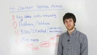 4 Content Ideation Methods