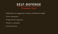 Self-Defense thumbnail