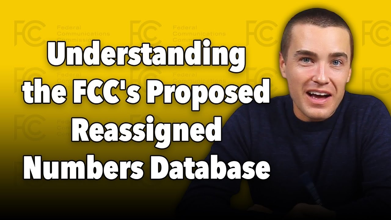 Understanding the FCC Reassigned Numbers Database