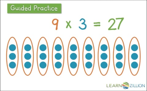 Understand the commutative property of multiplication in word ...