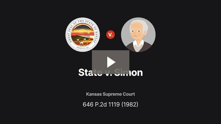 State v. Simon