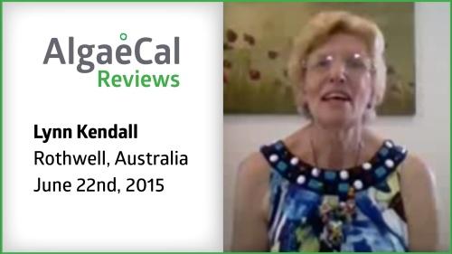 Testimonial thumbnail portrait of Lynn Kendall