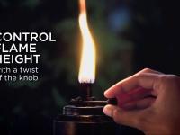 Video: TIKI Brand   Adjustable Flame Torch