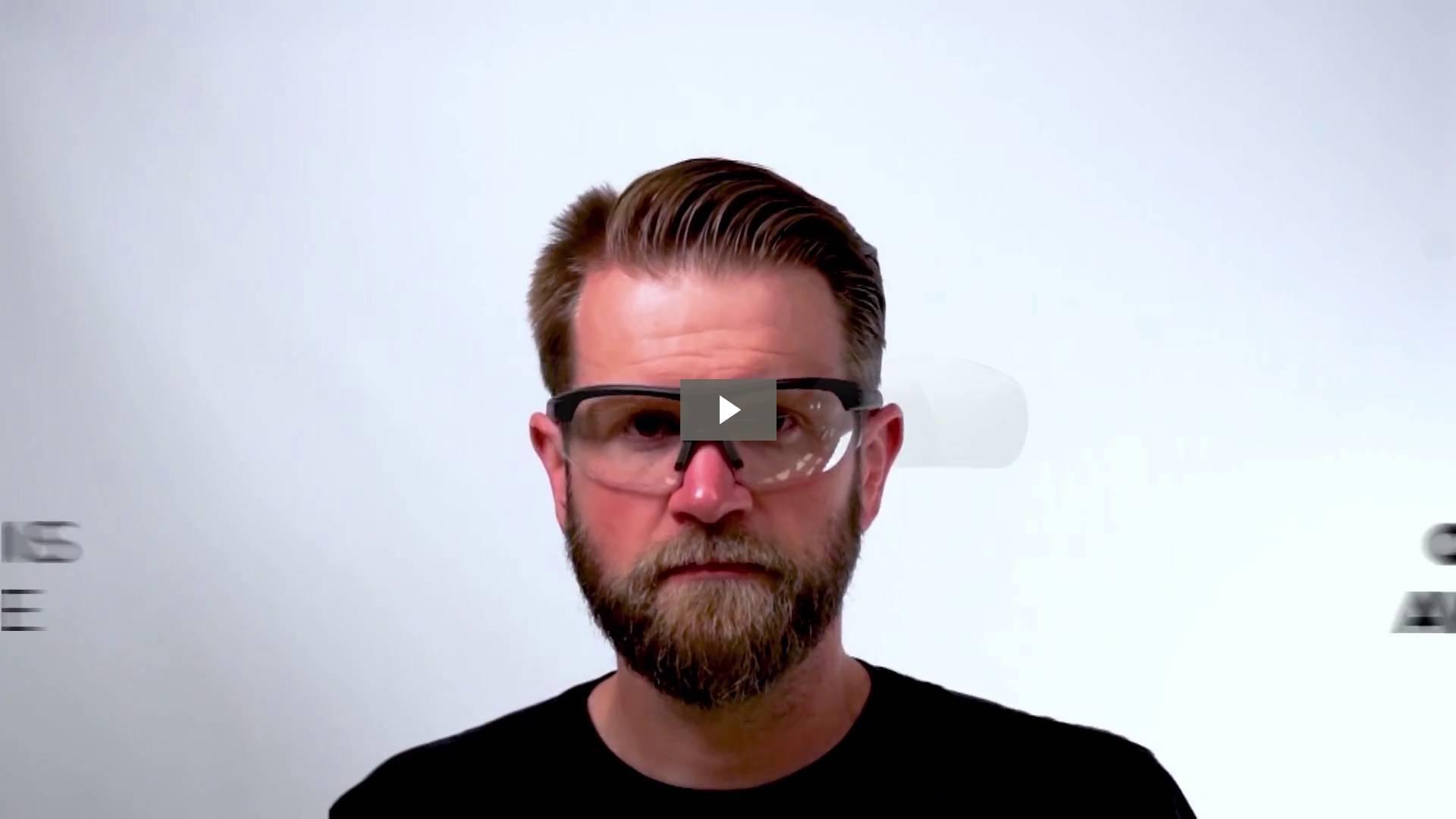 Ergodyne Product Video - Skullerz<sup>®</sup> Sköll Safety Glasses // Sunglasses