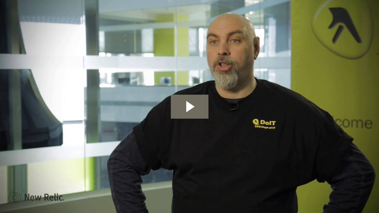 Click to open Yellow Pages Group on DevOps video