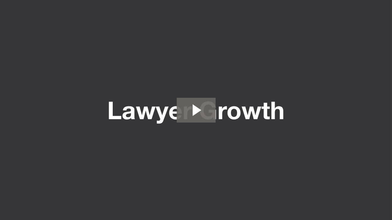 Leverage, Lawyer Growth, and Expense Control