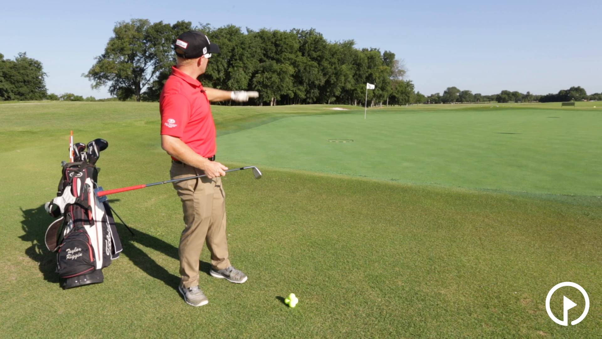 On Course Strategy: When to Use a 9 Iron